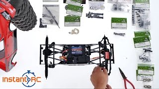 Load Video 4:  Instant RC: Axial Wraith Rock Racer Upgrades Installation - Video 3