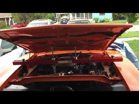 1968 Dodge Charger QA1 K frame installation Part 2