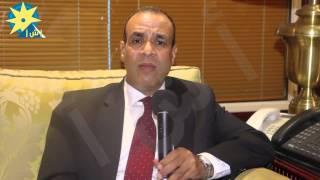بالفيديو: السفير بدر عبد العاطي ل أ ش أ : وكالة أنباء الشرق الأوسط صوت مصر محليا وخارجيا