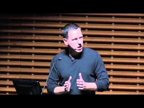 Peter Thiel Returns to Stanford to Share Business Tips from Zero to One
