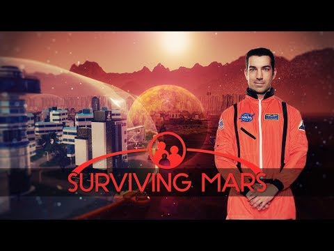 SURVIVING MARS [11] - Masse dômes