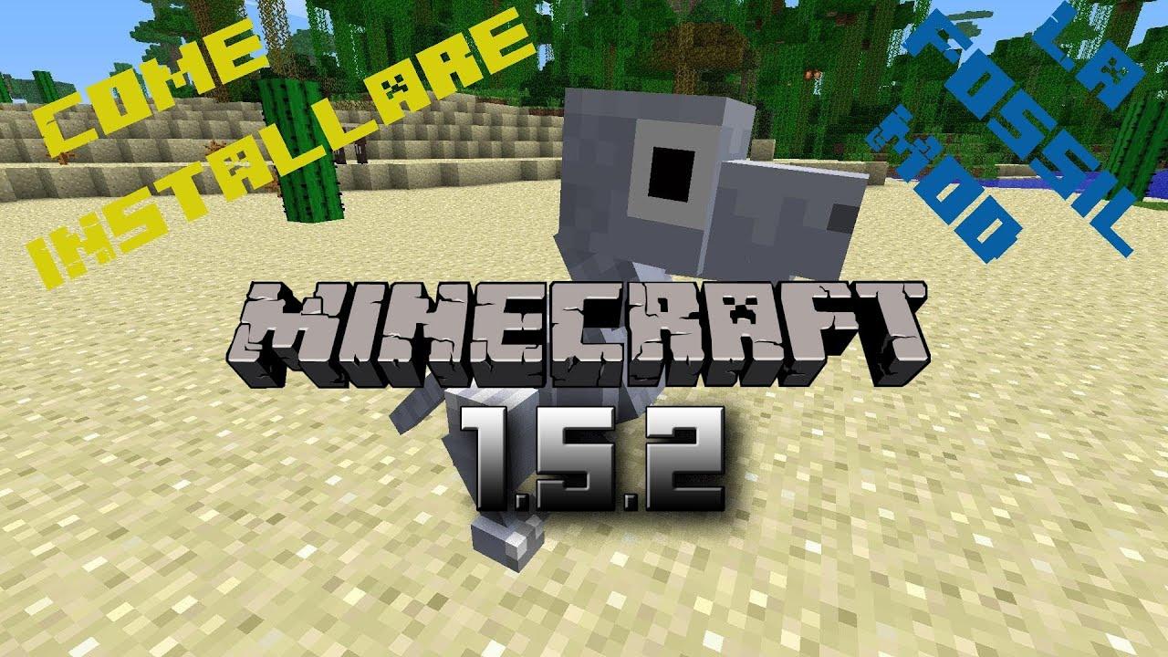 Minecraft :come aggiungere le MOD e non uscirne pazzo ...