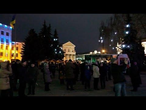 На фестиваль «Різдвяний джаз» у Житомирі зібралися більше сотні глядачів