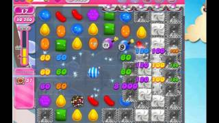 Candy Crush Saga Level 1466 . Difficult Level. No Boosters