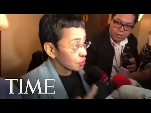 Journalist Maria Ressa Arrested For 'Cyber Libel' In The Philippines | TIME Mp3