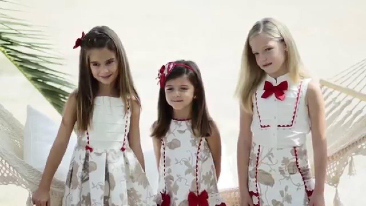 Mirandatextil colecci n primarvera verano 2016 youtube for Jardin infantil verano 2016