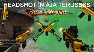 OA 93 GOLD REVIEW KERASSS : POINT BLANK GARENA INDONESIA !!!