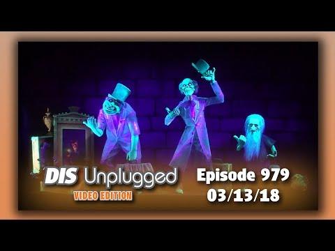 Walt Disney World Discussion | 03/13/18