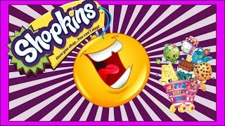 SHOPKINS KIDS JOKES Compilation Funny Clean Family Kid Friendly Toys Parody Sooper Moojer