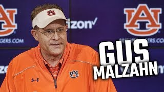 Auburn's Gus Malzahn talks play-calling, new coordinator, injuries, Purdue