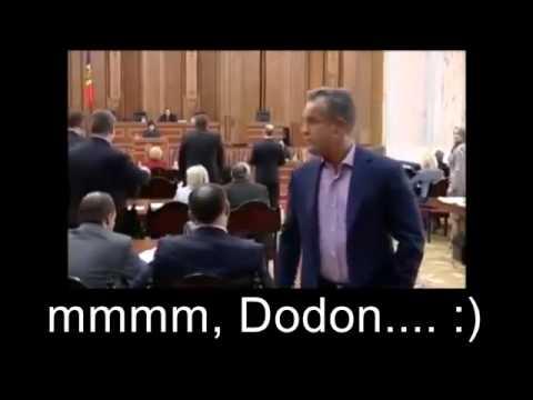 Plahotniuc il linisteste pe Dodon