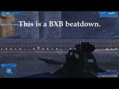 Halo 2 - Basic Button Combos Tutorial