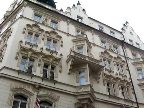Hotel Paris in Prague