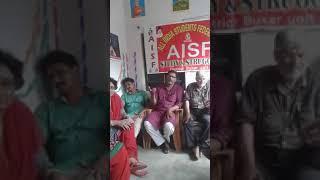 Tumko dekha to ye khyal aaya   AISF   Deepak Kumar Rai   Janmitra   Buxar