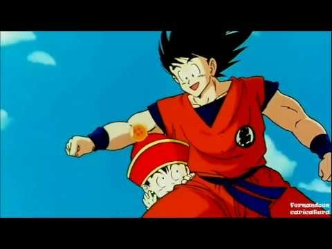 DragonBall Z 'Chala Head Chala' Canción Intro (HD)