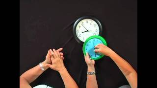 By The Numbers  -  Telling Time Using An Analog Clock