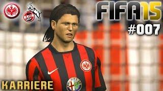 FIFA 15 KARRIERE #007: Eintracht Frankfurt vs. FC Köln «» Let