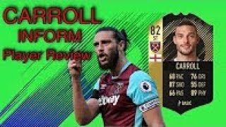 [FR] FIFA 18 | CARROLL IF (82) - PLAYER REVIEW