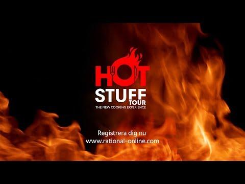 RATIONAL Hot Stuff Tour  – Heta nyheter för professionella kök.