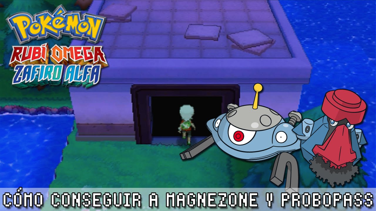 how to get magnezone in pokemon y
