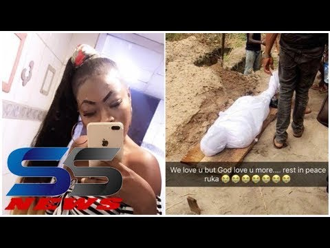 Nigerian slay queen's death linked to rituals by yahoo boys ▷ naij.com