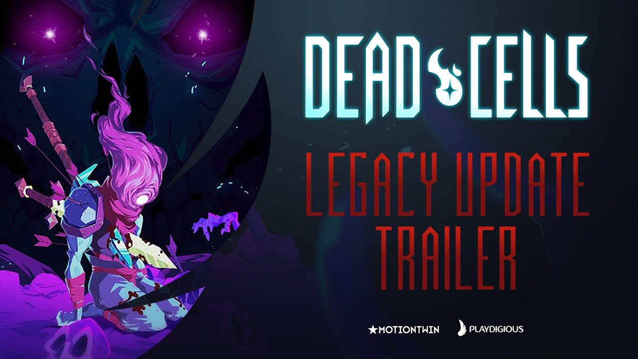 Dead Cells - Legacy Update Now on Mobile