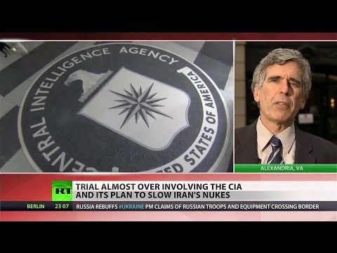 "'Sterling trial is CIA damage control over ""stupid"" Iran plot'"