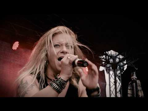 YOU SHOOK ME ALL NIGHT LONG - performed live by SHE'S GOT BALLS - Ladies' Tribute to AC/DC music