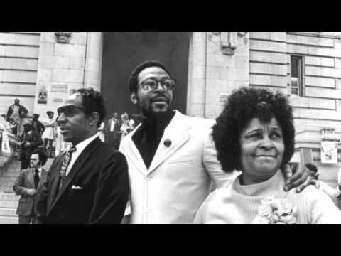 MARVIN GAYE SHOT AND KILLED BY HIS FATHER