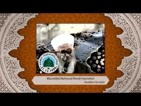 Mahmud Efendi Hazretleri'nin 1996 senesinde Ahmet Yesevi Külliyesi'nde yaptığı sohbet indir
