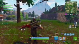 Ps4 Fortnite battle royal lets get to lvl 80 come say hi 208/300 Giveaway AT 300 Subscribers