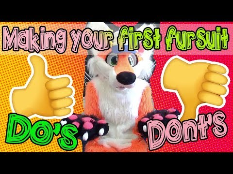 Making your first fursuit: The Dos and Donts