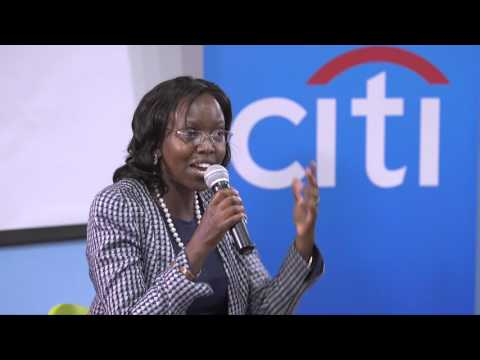 An Evening with Joyce-Anne Wainaina, CEO - CitiBank East Africa