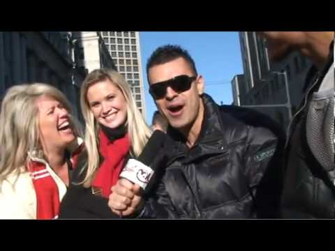 Vancouver 2010 Winter Olympics Coverage with comedian Reza Peyk