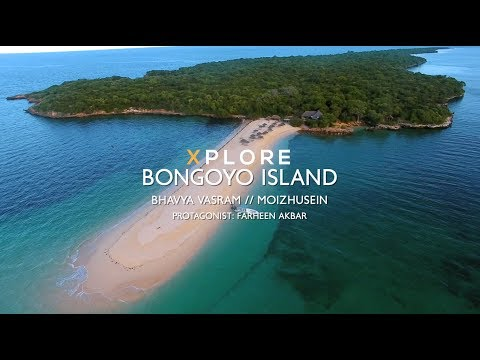 BONGOYO ISLAND TRAVEL VIDEO