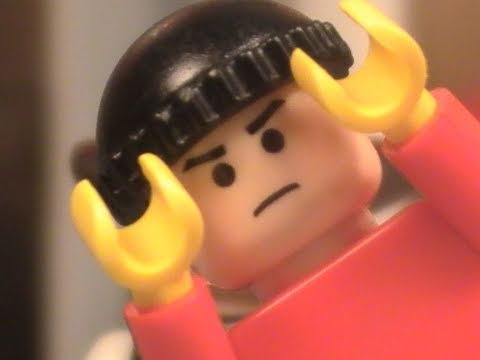 South Park Theme In LEGO