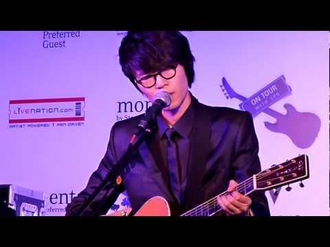 [11.10.31] 方大同 Khalil Fong -Wonderful Tonight @ SPG Moments HK