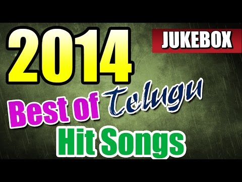 Best of 2014 Telugu Hit Songs  Back 2 Back Latest Telugu  Songs  Jukebox