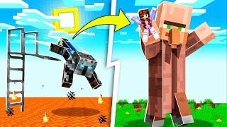 Minecraft: IMPOSSIBLE WOULD YOU RATHER QUESTIONS! Mini-Game