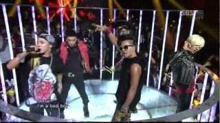 Copyrightⓒ2012 SBS Contents Hub Co.,Ltd. & YG Entertainment Inc. Al...