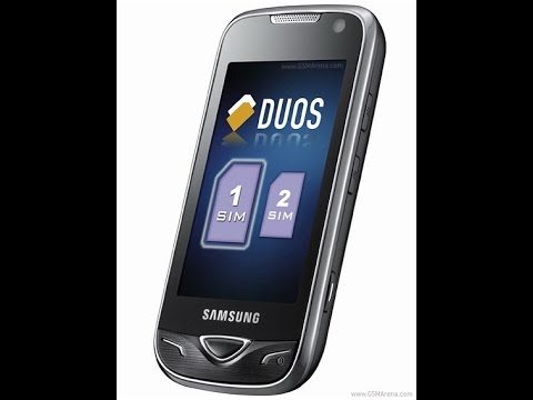Samsung Star duos b7722 Review