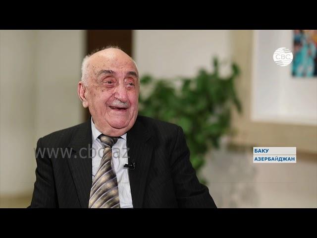 90-летие выдающегося нефтяника Хошбахта Юсифзаде
