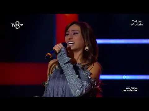 Yıldız Tilbe Kim Bu Gözlerindeki Yabancı O Ses Türkiye
