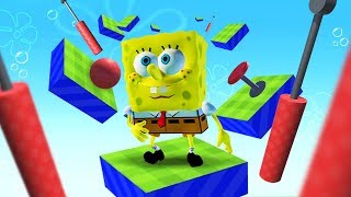 SPONGEBOB PARKOUR!