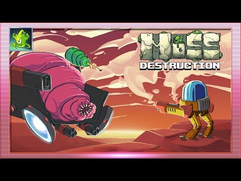 Moss Destruction Gameplay - New Rogue-Lite Game 2019(PC) Your Videos