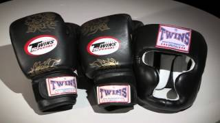 Fake Britain - December featuring Stars Gym discussing fake Thai Boxing equipment sold in the UK.
