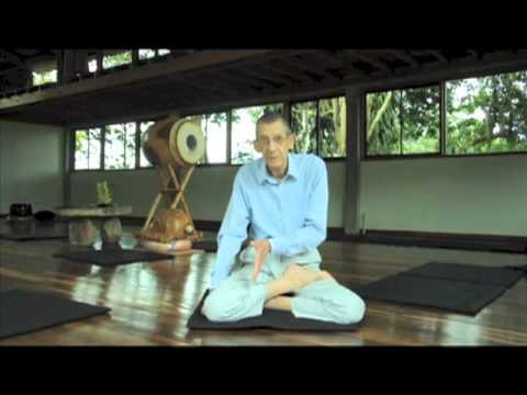 The zazen posture: method and precautions