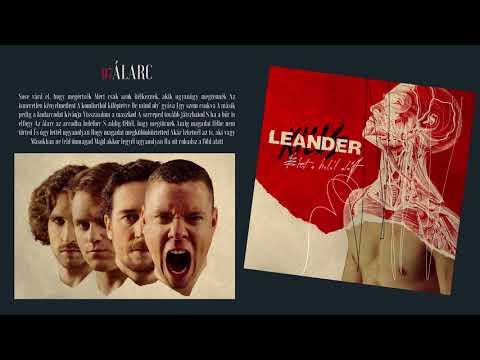 Leander Kills - Álarc (Official Audio)