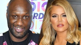Lamar Odom Trying To WIN BACK Khloe Kardashian Amidst Tristan Thompson Cheating Scandal!