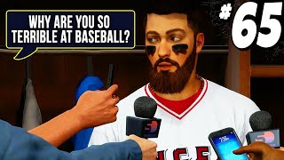 I CAN'T BELIEVE THEY ASKED ME THIS! MLB The Show 21 | Road To The Show Gameplay #65